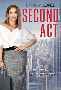 DVD Second Act