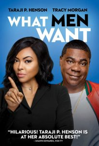 DVD What men want