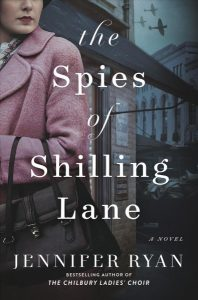 FIC Spies of shilling lane