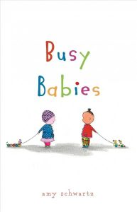 PIC Busy babies
