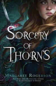 YA Sorcery of thorns