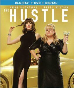 DVD The Hustle
