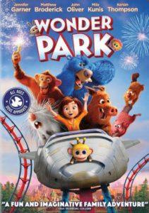 DVD Wonder park