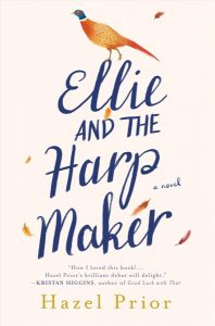 FIC Ellie and the harpmaker