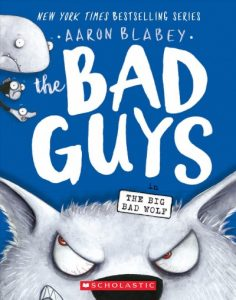 34 Bad guys in the big bad wolf