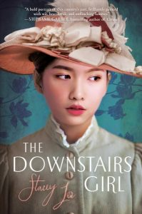 YA Downstairs girl