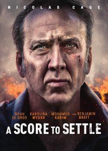 DVD A score to settle