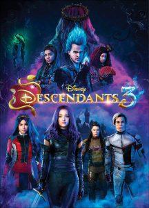 DVD Descendants 3