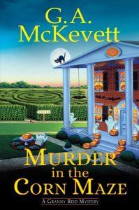 FIC Murder in the corn maze