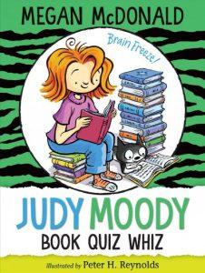 3-4 Judy moody book quiz whiz