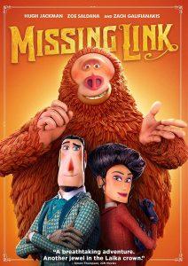 DVD Missing link