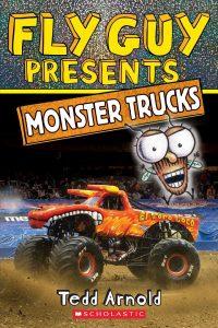 PIC Fly guy presents monster trucks