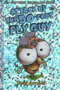 RDR Attack of the 50 foot fly guy