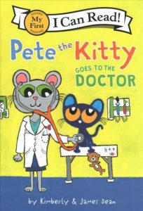 RDR Pete the kitty goes to the doctor