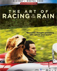 DVD Art of racing in the rain