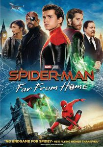 DVD Spider-man far from home