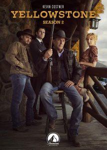 DVD Yellowstone season 2