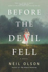 FIC Before the devil fell
