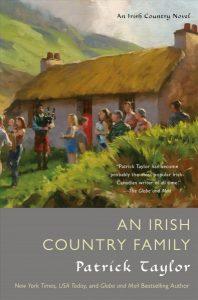 FIC Irish country family
