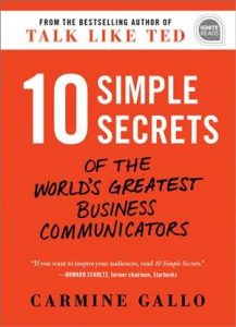 NF 10 simple secrets of the worlds