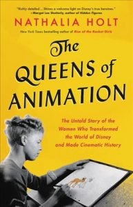 NF Queens of animation