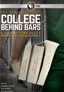 DVD College behind bars