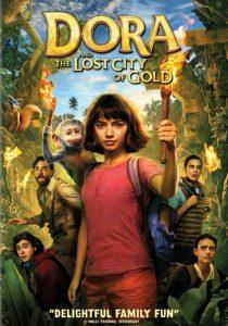 DVD Dora lost city of gold