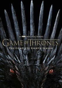 DVD Game of thrones season 8