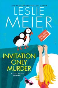 FIC Invitation only murder