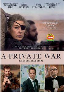 LEANNE A Private war