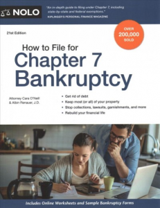 NF How to file chapter 7