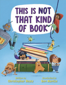 This is not that kind of book