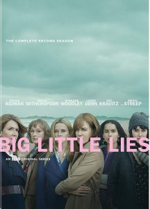 DVD Big Little Lies Season 2