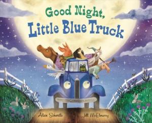 Good night little blue