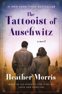 JANAY The tattooist of Auschwitz
