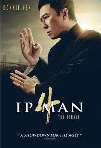 DVD Ip man 4 the finale