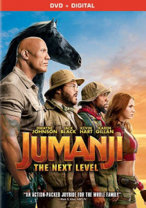 DVD Jumanji the next level