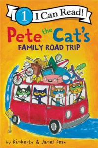 Pete the cats family road trip
