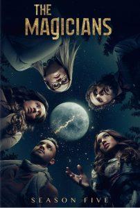 DVD Magicians season 5