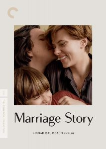 DVD Marriage story