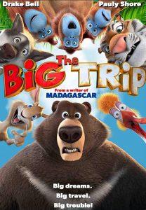 DVD The big trip