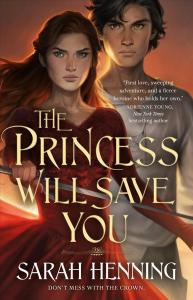 YA Princess will save you