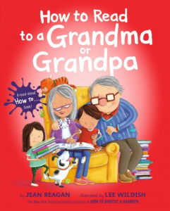 How to read to a grandma
