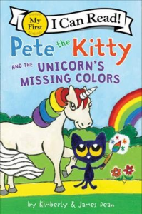 Pete the kitty and the unicorns