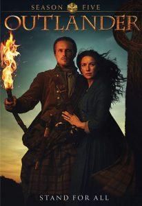 DVD Outlander season 5