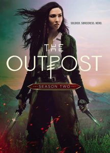 DVD Outpost season 2