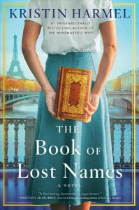 FIC Book of lost names