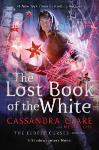YA Lost book of the white