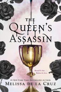 YA Queen's assassin