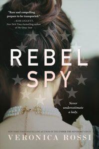 YA Rebel spy